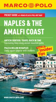 Naples & the Amalfi Coast Marco Polo Guide, Mixed media product Book