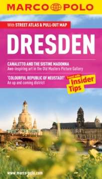 Dresden Marco Polo Guide, Mixed media product Book