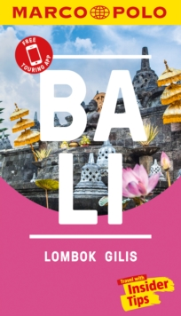 Bali Marco Polo Pocket Travel Guide 2018 - with pull out map, Paperback / softback Book