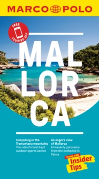 Mallorca Marco Polo Pocket Travel Guide 2018 - with pull out map, Paperback Book