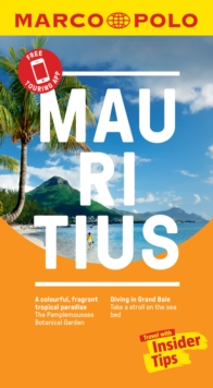 Mauritius Marco Polo Pocket Travel Guide 2018 - with pull out map, Paperback / softback Book