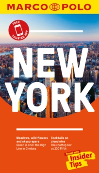 New York Marco Polo Pocket Travel Guide 2018 - with pull out map, Paperback / softback Book