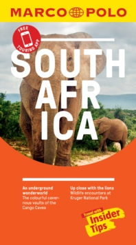 South Africa Marco Polo Pocket Travel Guide - with pull out map, Paperback / softback Book