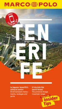 Tenerife Marco Polo Pocket Travel Guide 2018 - with pull out map, Paperback Book