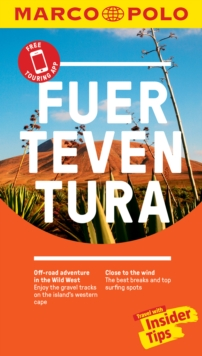 Fuerteventura Marco Polo Pocket Travel Guide 2018 - with pull out map, Paperback / softback Book