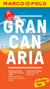 Gran Canaria Marco Polo Pocket Travel Guide - with pull out map, Paperback / softback Book