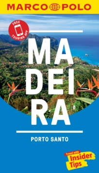 Madeira Marco Polo Pocket Travel Guide - with pull out map, Paperback / softback Book