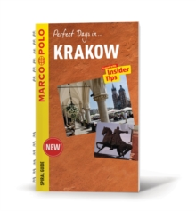 Krakow Marco Polo Travel Guide - with pull out map, Paperback / softback Book