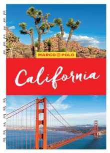 California Marco Polo Travel Guide - with pull out map, Paperback / softback Book