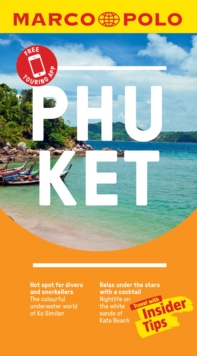 Phuket Marco Polo Pocket Travel Guide 2019 - with pull out map, Paperback / softback Book
