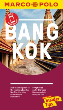 Bangkok Marco Polo Pocket Guide - with pull out map, Paperback / softback Book
