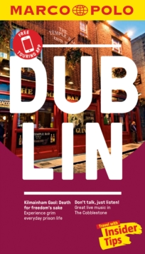 Dublin Marco Polo Pocket Travel Guide - with pull out map, Paperback / softback Book