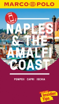 Naples & the Amalfi Coast Marco Polo Pocket Travel Guide - with pull out map, Paperback / softback Book