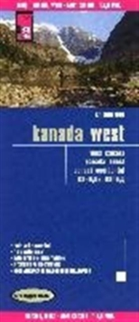 Canada West, Sheet map, folded Book