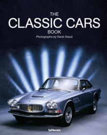 The Classic Cars Book, Hardback Book