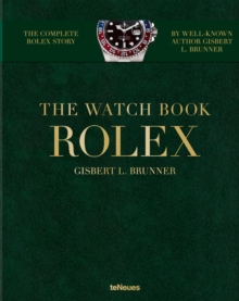 The Watch Book Rolex, Hardback Book