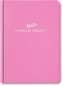 Keel's Simple Diary Volume Two (pink): The Ladybug Edition, Diary Book