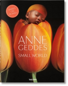 Anne Geddes - Small World, Hardback Book