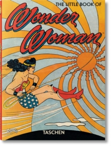 The Little Book of Wonder Woman, Paperback Book