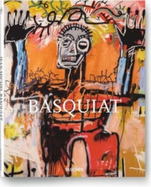 Basquiat, Hardback Book