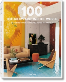 100 Interiors Around the World, Hardback Book