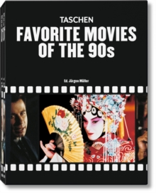 Favorite Movies of the 90s, Hardback Book