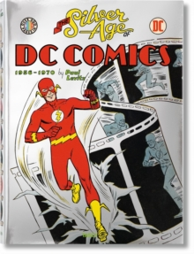 The Silver Age of DC Comics, Hardback Book