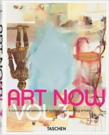Art Now : v. 3, Hardback Book