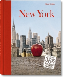 Taschen 365, Day-by-day, New York, Hardback Book