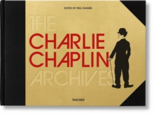 The Charlie Chaplin Archives, Mixed media product Book