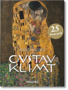 Klimt. Postcard Set, Postcard book or pack Book