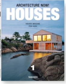 Architecture Now! Houses : v.1, Hardback Book