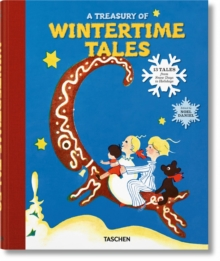 A Treasury of Wintertime Tales, Book Book