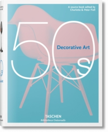 Decorative Art 50s, Hardback Book