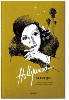 Hollywood in the 30s, Hardback Book
