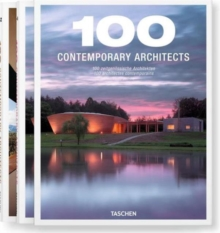 100 Contemporary architects, Paperback Book