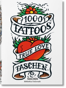 1000 Tattoos, Hardback Book