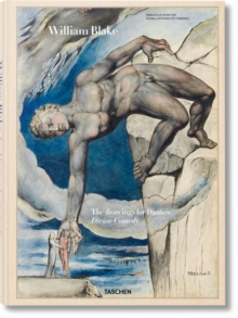William Blake. The drawings for Dante's Divine Comedy, Hardback Book