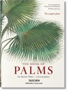 von Martius. The Book of Palms, Hardback Book