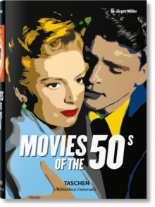 Movies of the 50s, Hardback Book