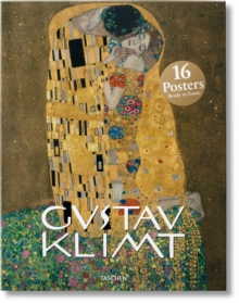 Klimt. Poster Set, Loose-leaf Book