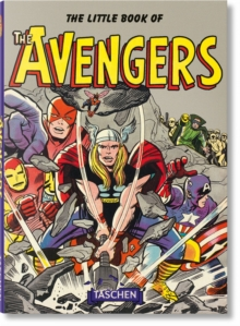 The Little Book of Avengers, Paperback Book