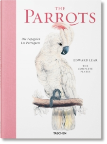 Edward Lear. The Parrots, Hardback Book