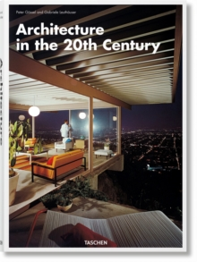 Architecture in the 20th Century, Hardback Book