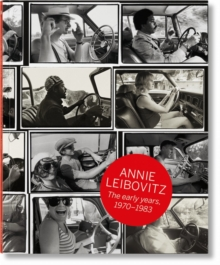 Annie Leibovitz: The Early Years, 1970-1983, Book Book