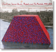 Christo and Jeanne-Claude. Barrels and The Mastaba 1958-2018, Book Book