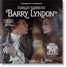Stanley Kubrick's Barry Lyndon. Book & DVD Set, Book Book