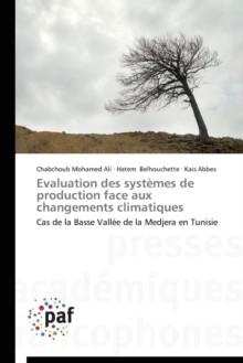 Evaluation Des Systemes de Production Face Aux Changements Climatiques, Paperback / softback Book