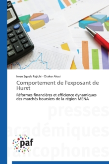 Comportement de l'Exposant de Hurst, Paperback / softback Book