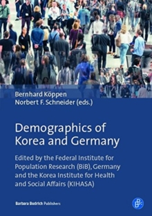 Demographics of Korea and Germany, Paperback Book